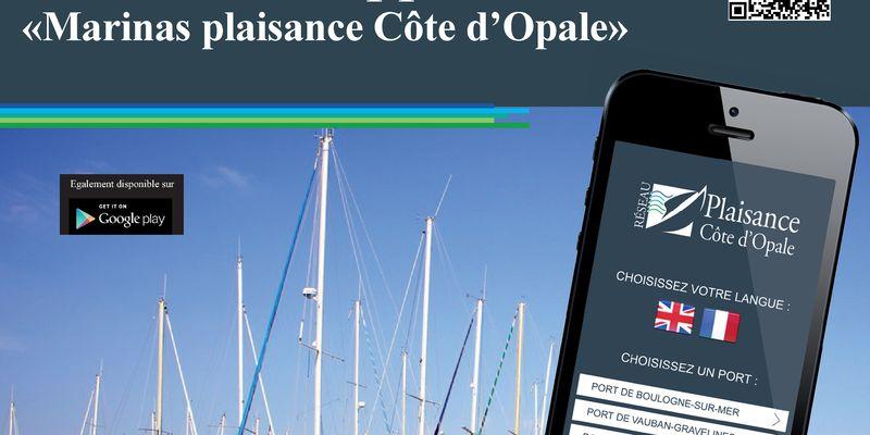Appli Plaisanciers Cote d'Opale