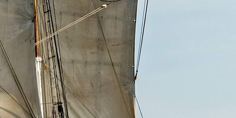 Escale à Calais 18-21 mai 2018, EARL OF PEMBROKE, 3 mats barque (Royaume-Uni)