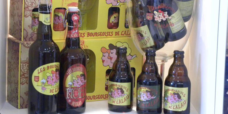 Bières les Bourgeoises de Calais
