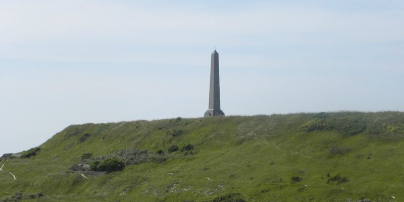 "Monument ""Dover Patrol"" au Cap Blanc Nez"