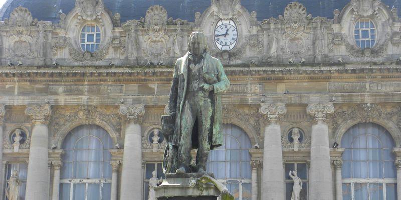 Statue de Joseph-Marie Jacquard