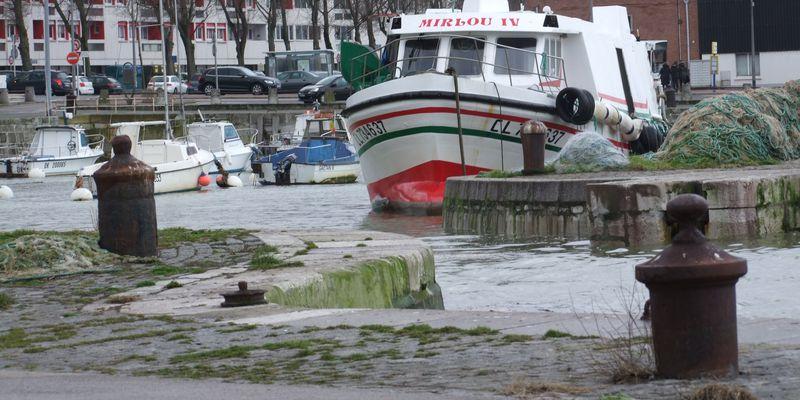 Port de Pêche Calais