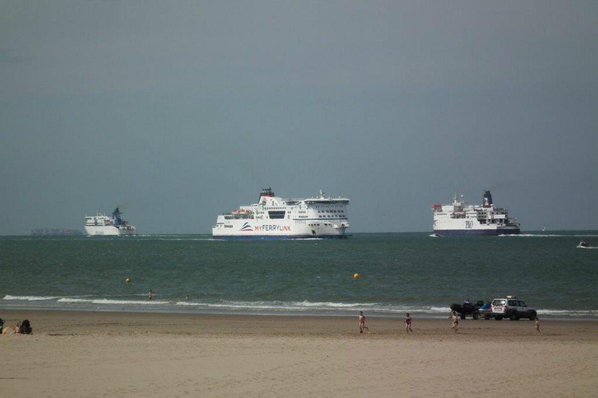 Travers Es Maritimes Calais C Te D 39 Opale Tourisme