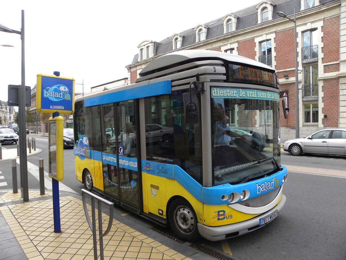 Les Transports Urbains Calais C Te D 39 Opale Tourisme