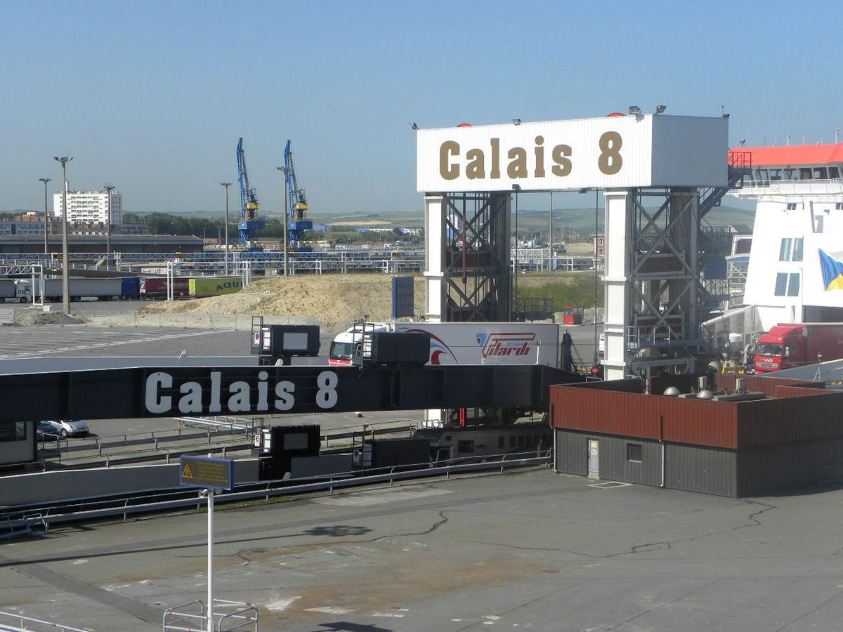 Travers Es Par Ferries Calais C Te D 39 Opale Tourisme