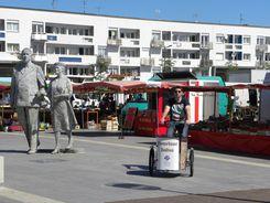 Au Marché Place d'Armes à Calais