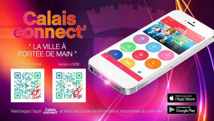 Appli Calais Connect