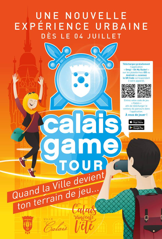 Calais Game Tour