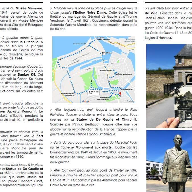 Parcours Memoire Calais 19391945 page 2