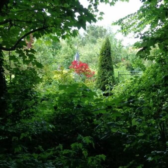 Jardin du Beau Pays à Marck / photo Office de Tourisme Calais Côte d'Opale