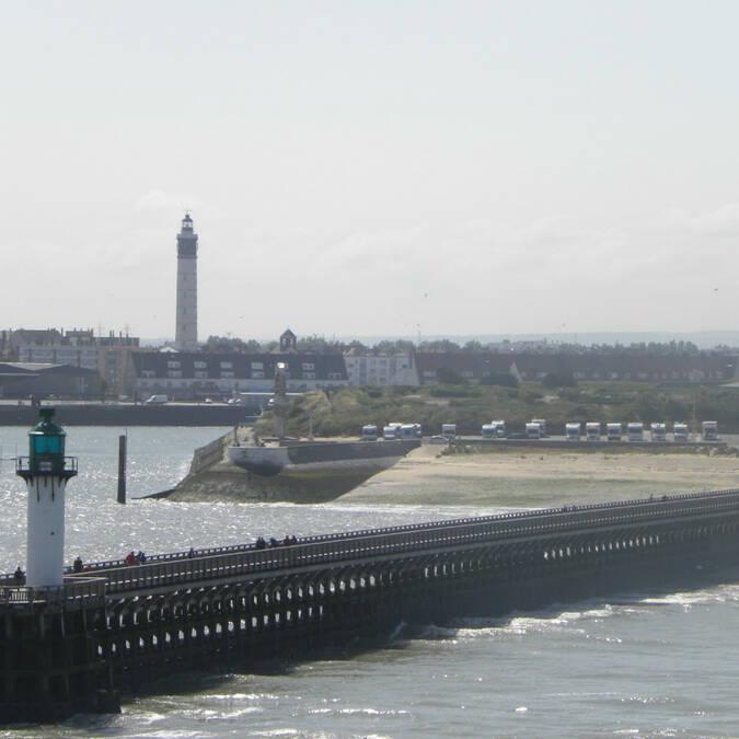 Jetée de Calais